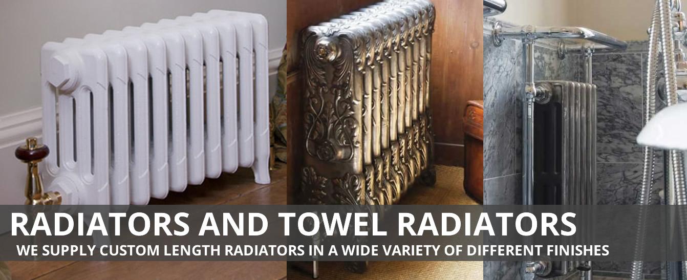 Radiators and Towel Radiators